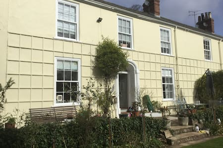 Archer House, Single Room in Dunster