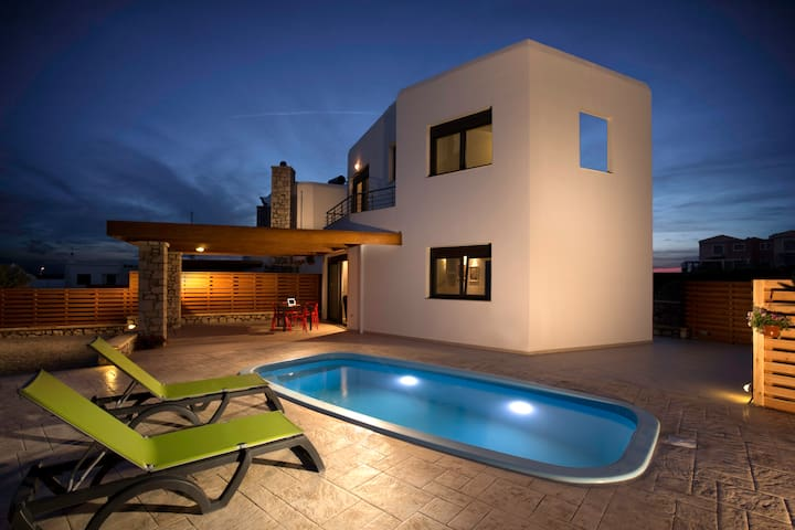 Rhodes Villa- Antonoglou Beach Villas Collection - Γεννάδι - Dům
