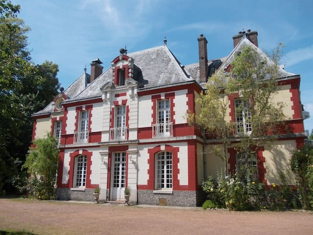 Lovely Studio Gite in Chateau - Sailly-Flibeaucourt - Appartement