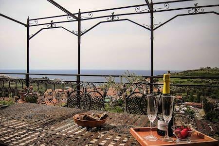 Vicino a Sanremo  splendido attico! - Pompeiana - Byt
