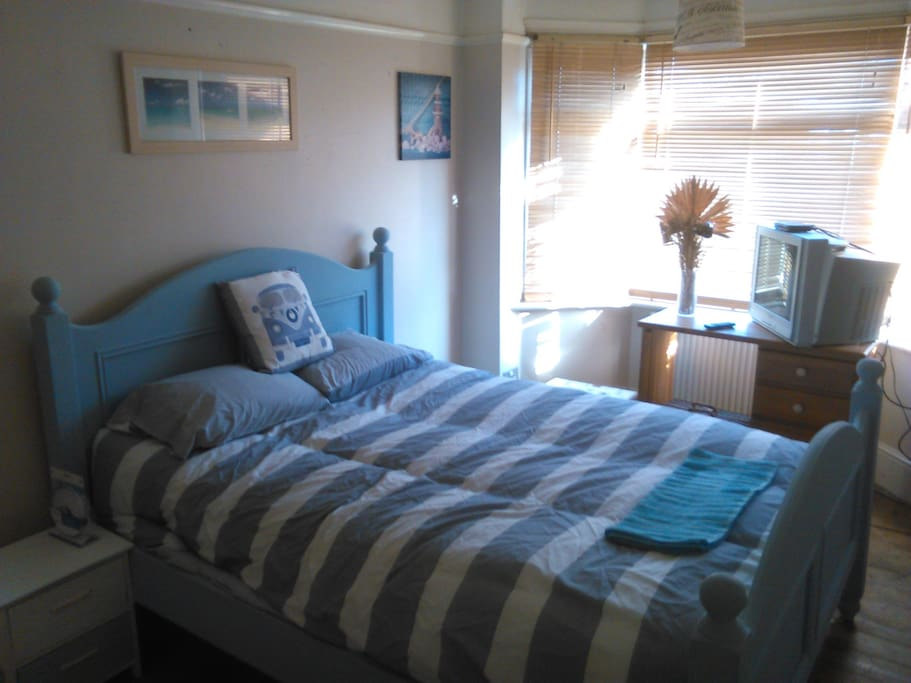 Double Sea Side Room. Television Free Wi Fi - Broadstairs/Ramsgate