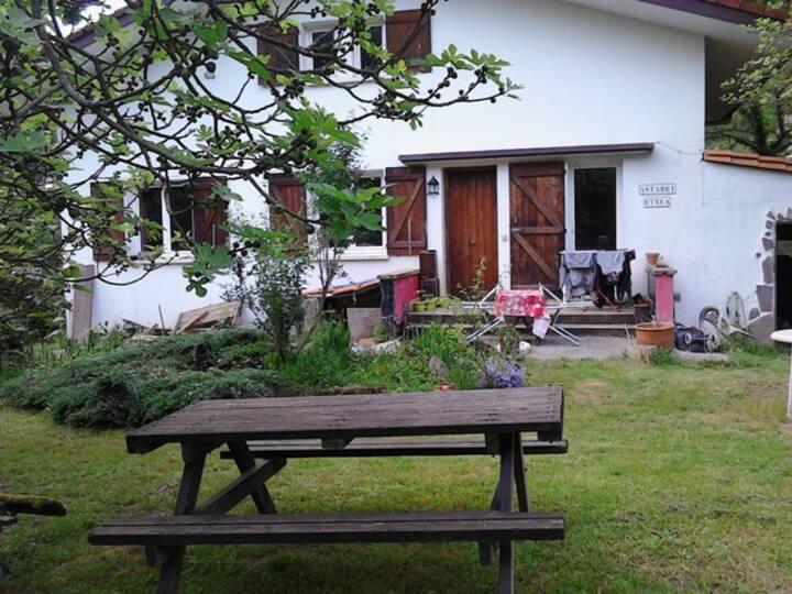 Casa unifamiliar en el campo