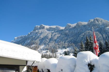 Ski holiday / Hiking Holiday on a campground - Flühli - Autocaravana