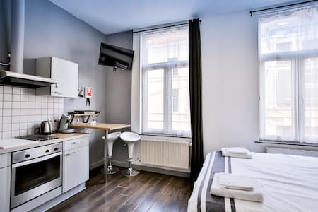 Louise - Flagey - 20min to Grand Place - bus 38/71 - Ixelles