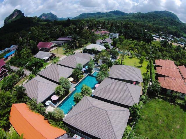 Seava House : 2 Bedroom villa No.8