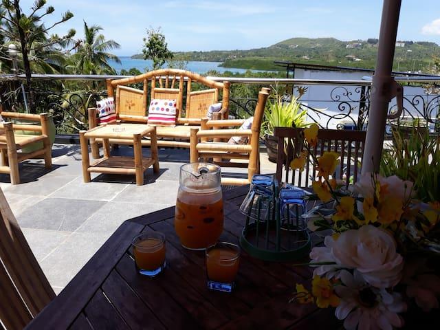 Sea vieuw room no breakfast