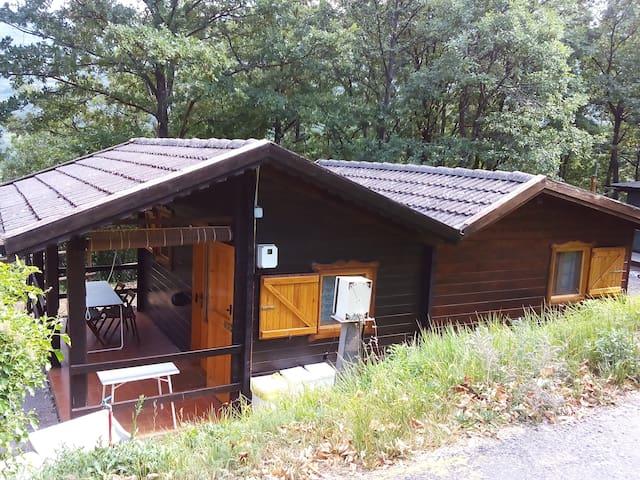 Bungalow in legno a Berceto - Berceto - Domek parterowy