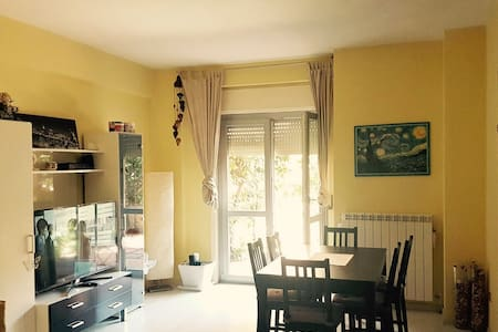 Bellissimo appartamento con giardino - L'Aquila - Appartement