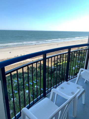 Private Oceanfront Balcony/BookingSummer/Boardwalk