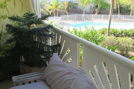Agréable Duplex Orient Bay Beach - Saint Martin
