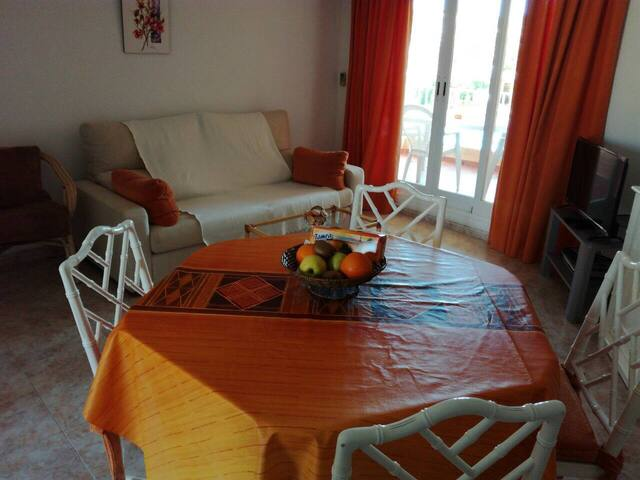 Bel Appart  Residence Mediterranéo DENIA  Etage 1