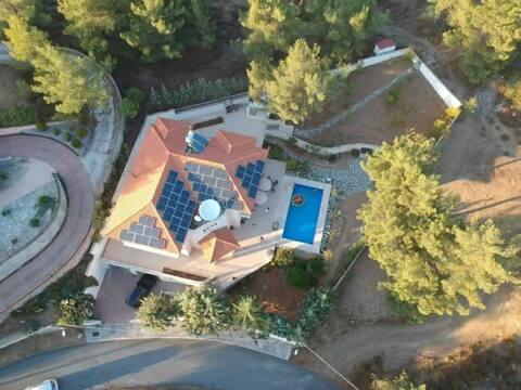 Private Mountain Villa