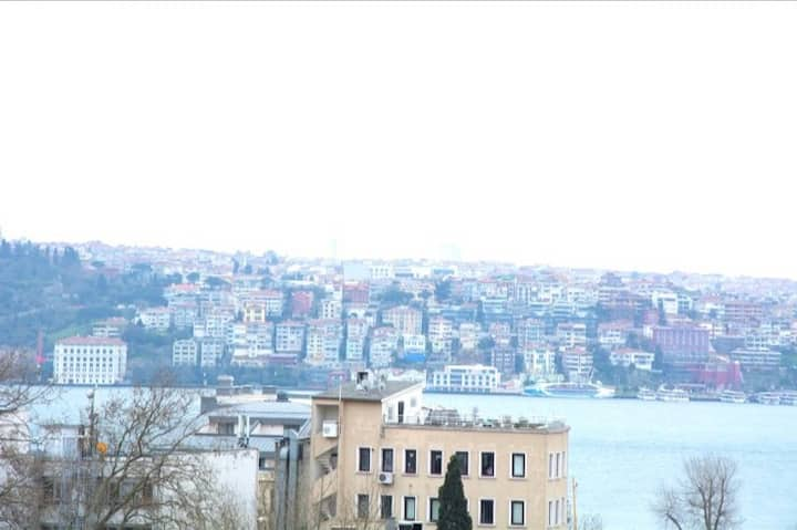 Beşiktaş Akaretler'de 1+1 Eşyalı Lüks Daireniz