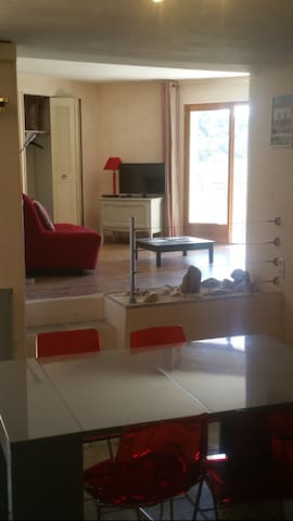 Appartement village Provence 15mn Aix Ste Victoire - Vauvenargues - Daire