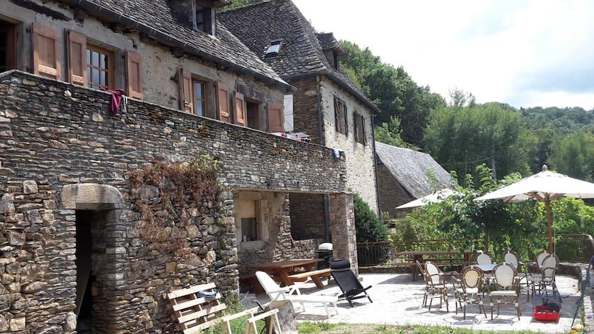 LE BOS - Bassignac-le-Bas - Haus