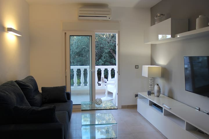 Cute apt with pool, close to beach - Canyamel - Capdepera - Daire