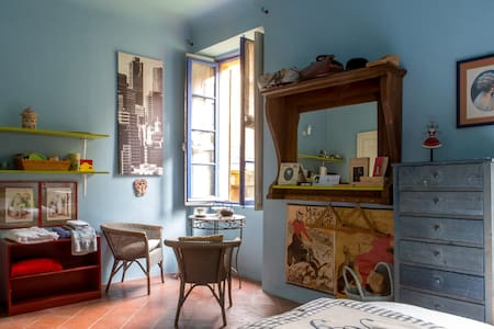 La stanza sul cortile - Brescia - Aamiaismajoitus