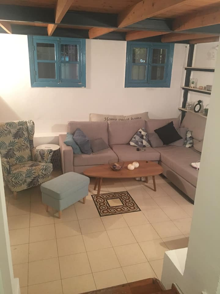 My magical house in Jaffa