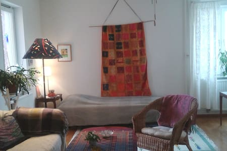 Cosy two- room flat with balcony! - Stockholm