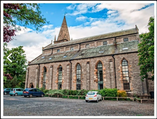 Beautiful flat in converted Church - Ulverston - Byt