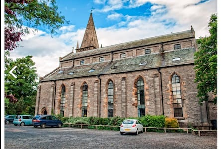 Beautiful flat in converted Church - Ulverston