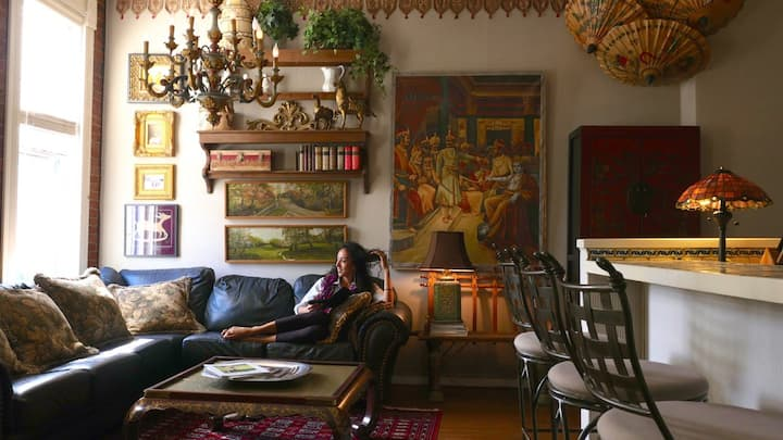 The Raj Luxury Suite (#3)