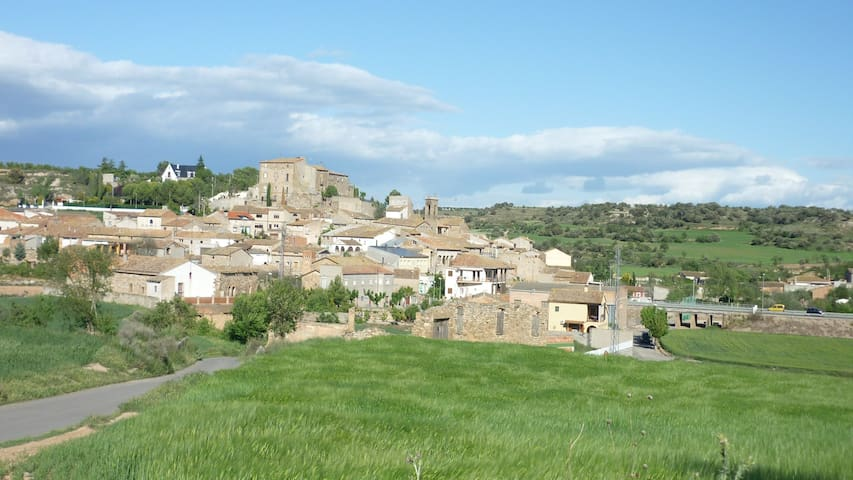Apartamentos Bonpasrural Claravalls Tarrega Lleida