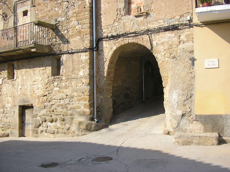 Pueblos Medievales y muchos castillos por visitar