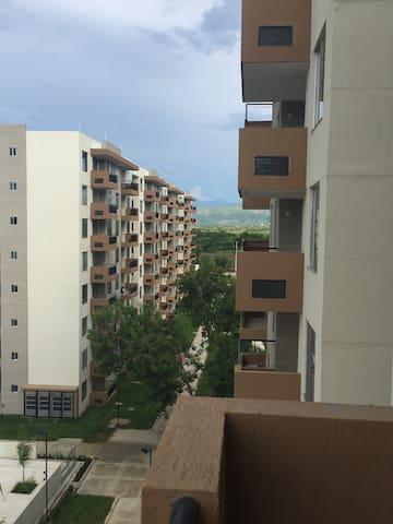 Apartamento vacacional amoblado - Ricaurte - Apartemen