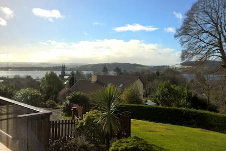 Peaceful retreat with stunning Loch views - Room 1