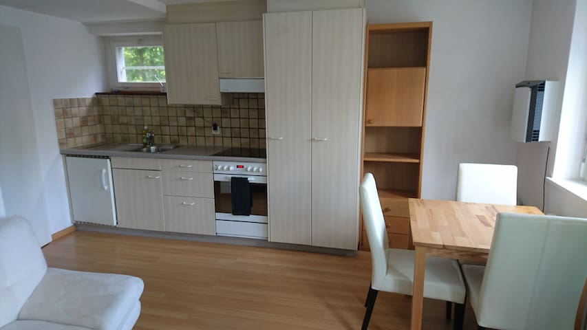 Aarau City, Simple home with parking all you  need