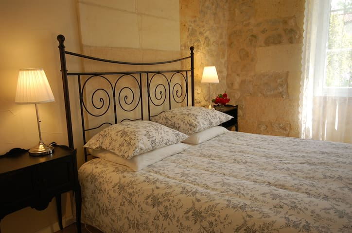 Bed & breakfast Bordeaux vineyards - Teuillac