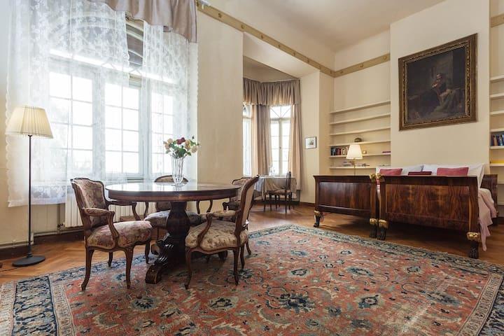 Romantic 2bedroom by Prague Castle