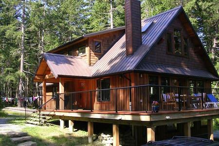 Gabriola - westcoast home - Gabriola - House