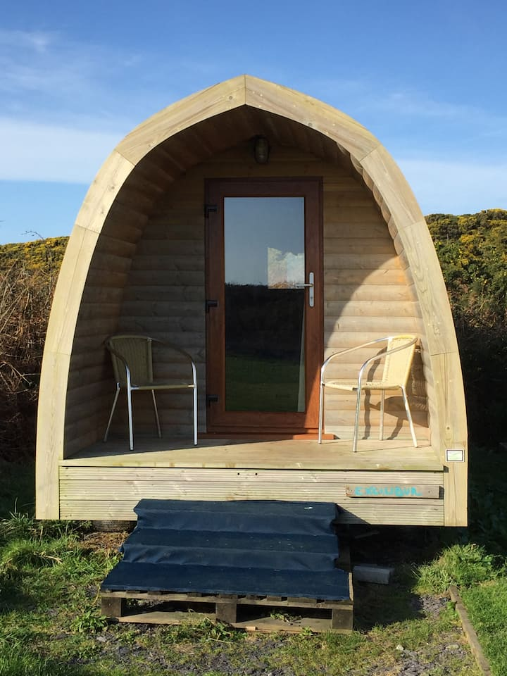 Cosy Pod for two - Excalibur