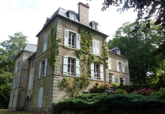 """Suite """"Les Settons"""" - La Grande Maison du Morvan - Saint-Martin-du-Puy - Bed & Breakfast"""