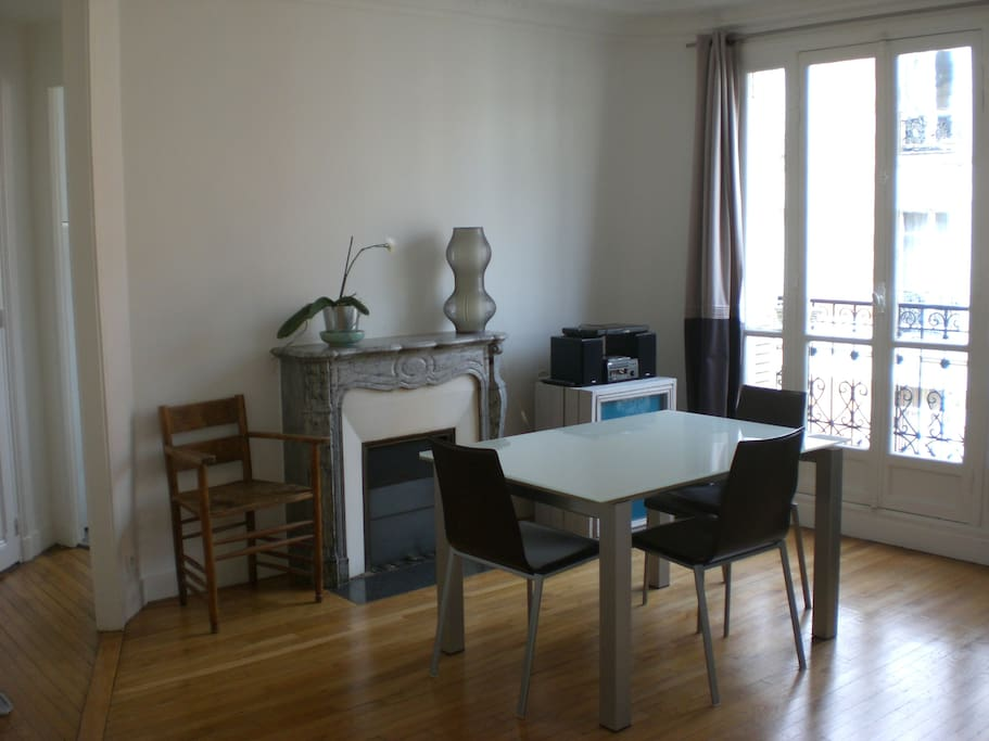 double living room (31 m²)