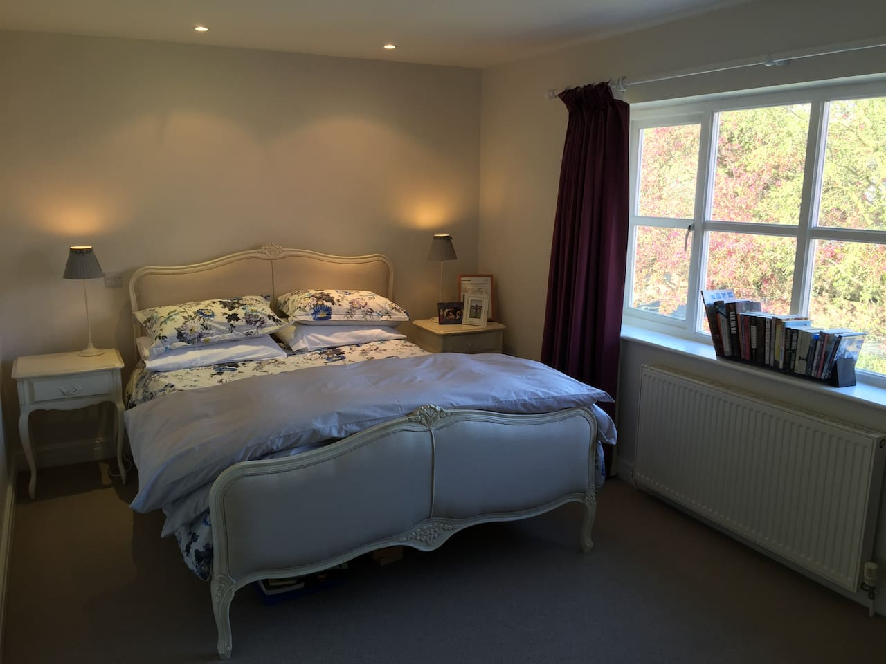 King size Laura Ashley Bed