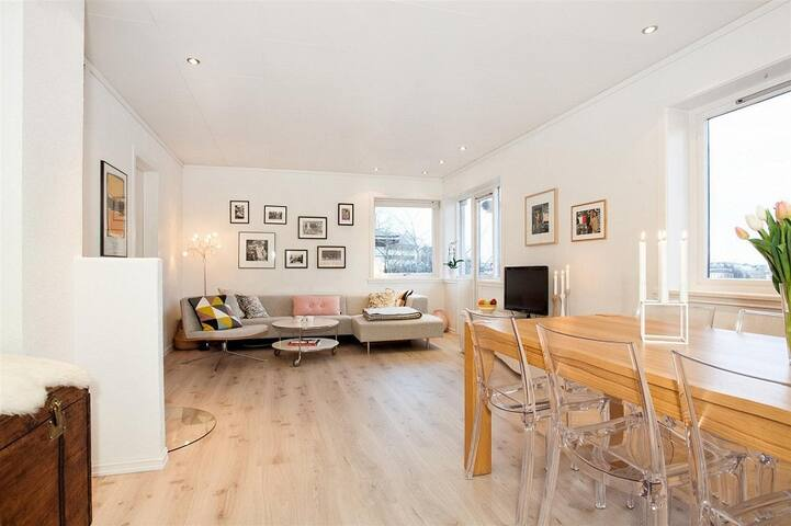 Apartment, close to the city center and Ulriken. - Bergen - Apartment
