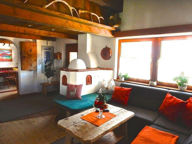 Ferienhaus Alpina, cozy apartement - Sautens - Apartment