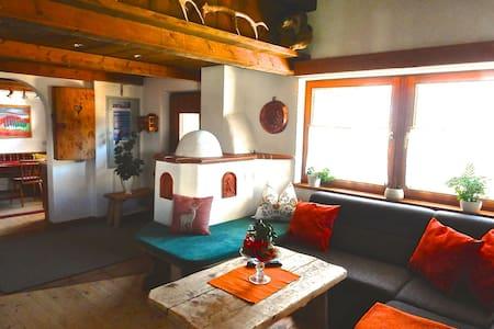 Ferienhaus Alpina, cozy apartement - Sautens