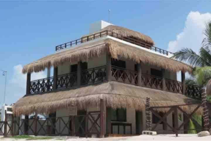 Villas Akamay 1 con Mirador-Bar. El Cuyo, Yucatan