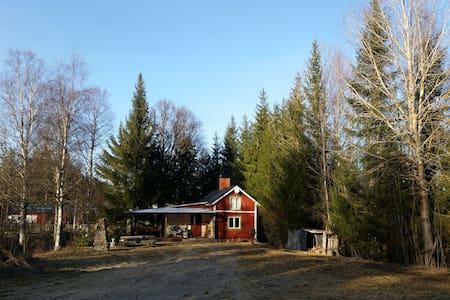 Der Fuchsbau - dein Zuhause in Mittelschweden
