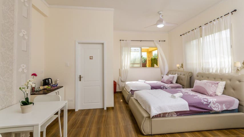 Luxury suite confortable in Yavneel 5 - Yavne'el - บ้าน