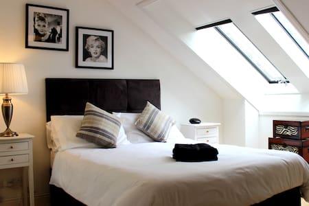 Bego's flat - 2 bedroom modern city centre flat - Aberdeen