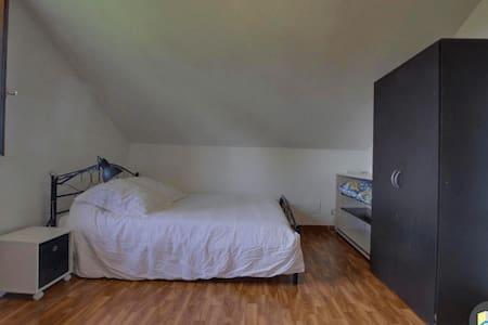 Chambre confort, parking