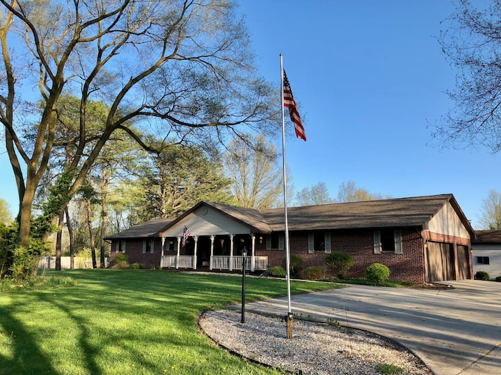 ND area - private apartment, newly remodeled