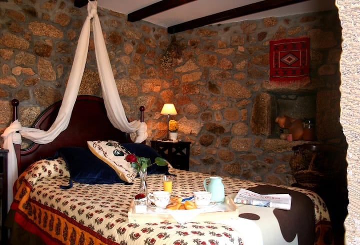 B&B room in Rias Baixas