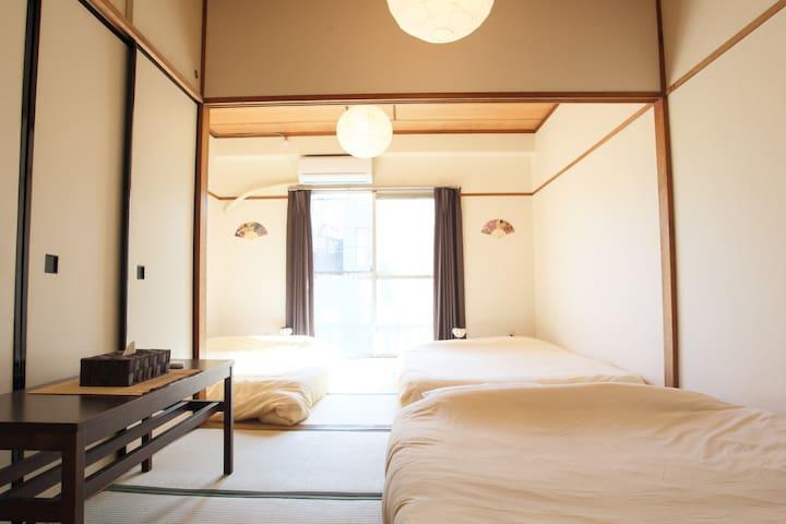 New❤ 10 minutes from Ginza! HM-203 - Shinagawa-ku - Квартира