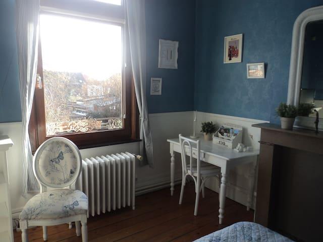 Chambre d'hötes Le temps d'une pause/Romance - Valenciennes - Haus